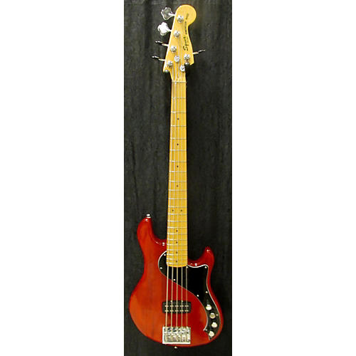 Squier Deluxe Dimension Bass V 5 String Electric Bass Guitar-thumbnail
