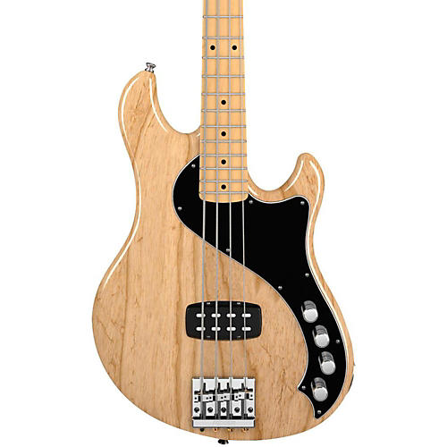 Fender Deluxe Dimension Electric Bass IV Natural Maple Fingerboard