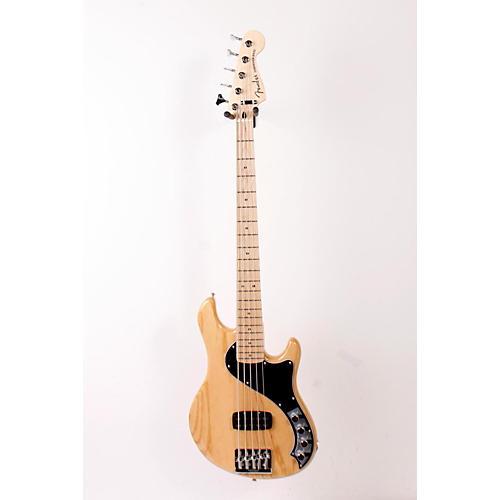 Fender Deluxe Dimension Electric Bass V 5-String Natural 888365174433