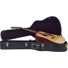 Deluxe Dreadnought Case Black