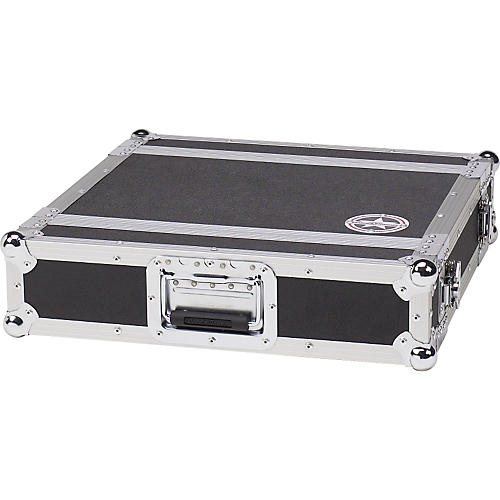 Road Runner Deluxe Effects Rack Black 2U