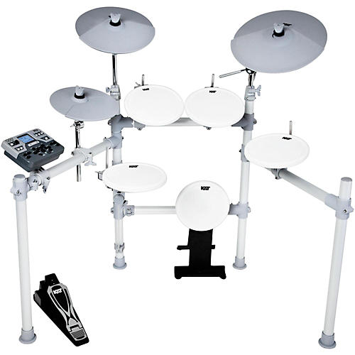 KAT Percussion Deluxe Electronic 5-Piece Drum Kit-thumbnail