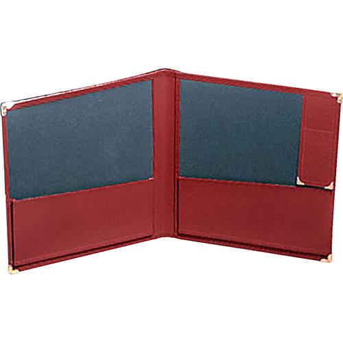 Deer River Deluxe Grand Concert Band Folio With Pencil Holder