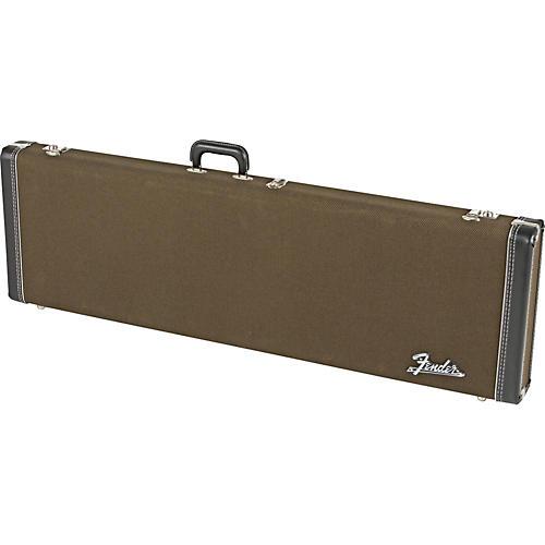 Fender Deluxe Hardshell Jazz Bass Guitar Case