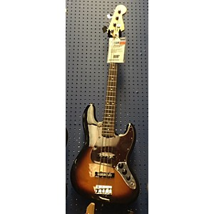 Pre-owned Fender Deluxe Jazz Bass 4 String Electric Bass Guitar