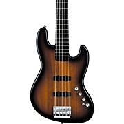 Deluxe Jazz Bass Active V 5-String Electric Bass Guitar