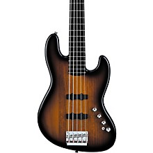 Squier Deluxe Jazz Bass Active V 5-String Electric Bass Guitar