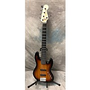 Squier Deluxe Jazz Bass Active V 5 String Electric Bass Guitar