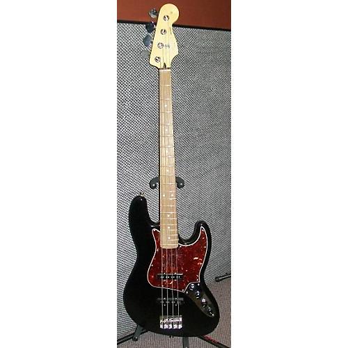 Fender Deluxe Jazz Bass Black Electric Bass Guitar