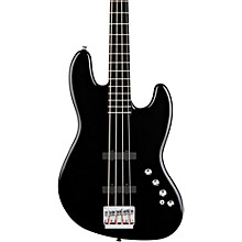 Deluxe Jazz Bass IV Active Black