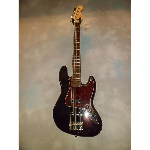 Fender Deluxe Jazz Bass V 5 String Electric Bass Guitar