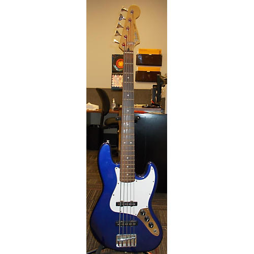 Fender Deluxe Jazz Bass V Electric Bass Guitar-thumbnail