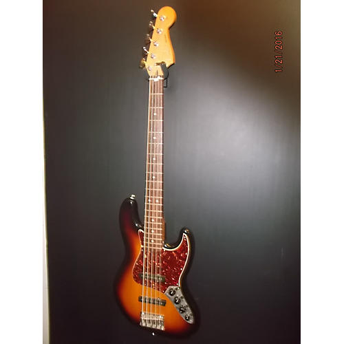 Fender Deluxe Jazz Bass V Electric Bass Guitar