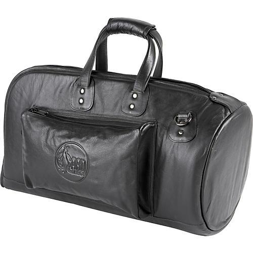 Gard Deluxe Leather Flugelhorn Gig Bag-thumbnail