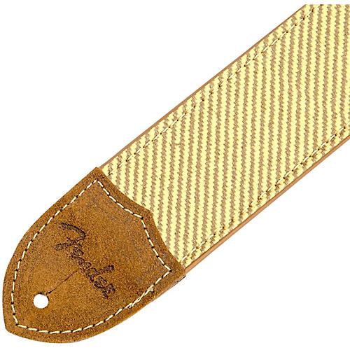 Fender Deluxe Leather Guitar Strap