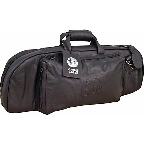 Gard Deluxe Leather Single Trumpet Gig Bag