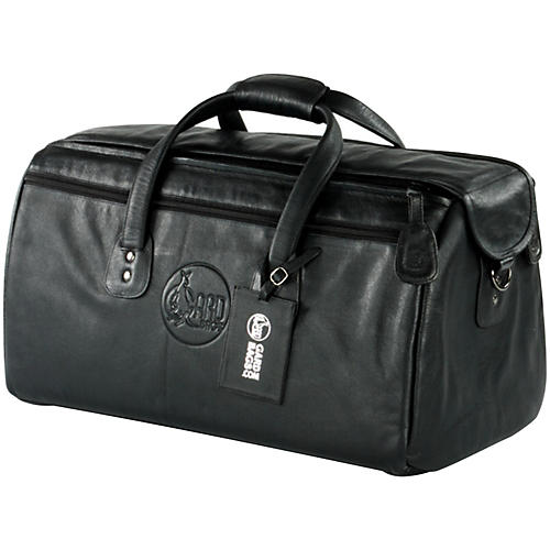 Gard Deluxe Leather Triple Trumpet Gig Bag-thumbnail