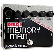 Electro-Harmonix Deluxe Memory Man XO Analog Delay Guitar Effects Pedal