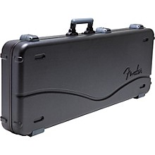 Fender Deluxe Molded ABS Jaguar/Jazzmaster Guitar Case