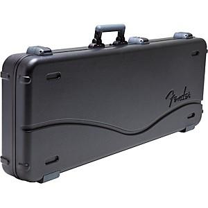 Fender Deluxe Molded ABS Jaguar Jazzmaster Guitar Case by Fender