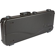 Fender Deluxe Molded ABS Strat-Tele Guitar Case