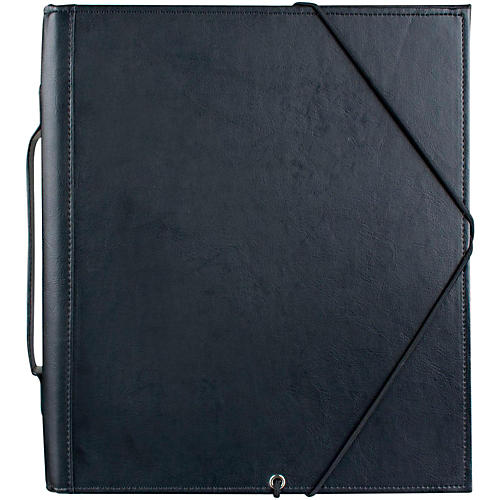 Protec Deluxe Music Folder With Elastic String Dividers 9.5 X 12.75
