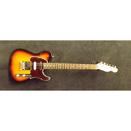 Fender Deluxe Nashville Power Telecaster Solid Body Electric Guitar-thumbnail