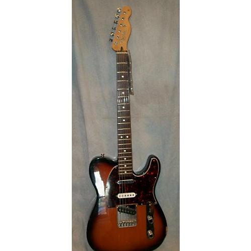 Fender Deluxe Nashville Telecaster 3 Color Sunburst Solid Body Electric Guitar