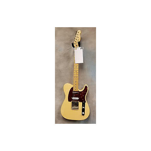 Fender Deluxe Nashville Telecaster Mexican Solid Body Electric Guitar-thumbnail