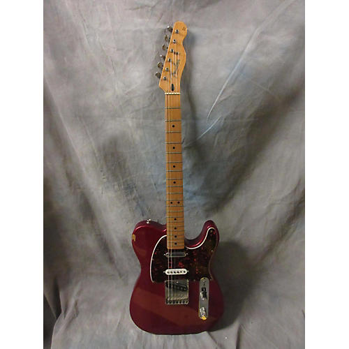 Fender Deluxe Nashville Telecaster Solid Body Electric Guitar-thumbnail