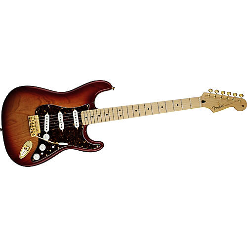 Fender Deluxe Players Stratocaster Electric Guitar-thumbnail