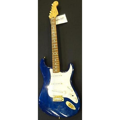 Fender Deluxe Players Stratocaster Solid Body Electric Guitar