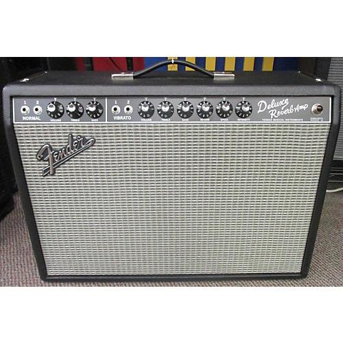 Fender Deluxe Reverb 22W 1X12 Tube Guitar Combo Amp