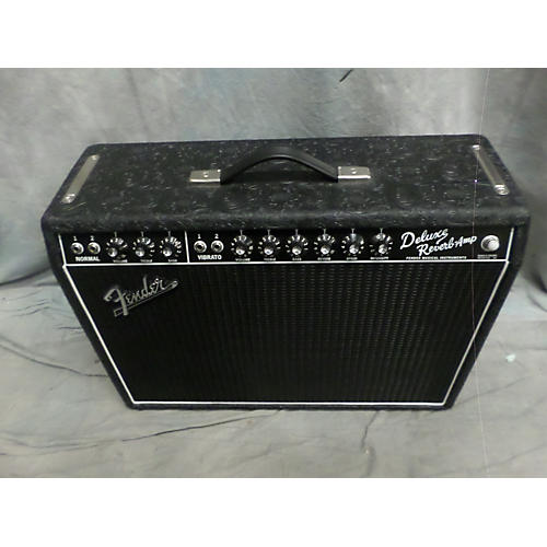 Fender Deluxe Reverb 22W 1x12 Special Edition Tube Guitar Combo Amp
