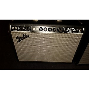 Pre-owned Fender Deluxe Reverb 22W 1x12 Tube Guitar Combo Amp