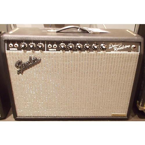 Fender Deluxe Reverb Amp Tube Guitar Combo Amp-thumbnail