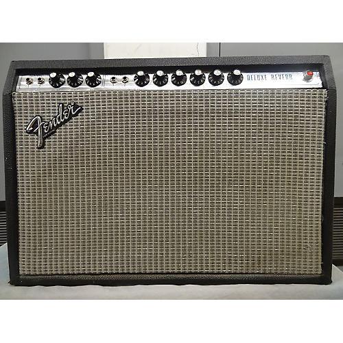 Fender Deluxe Reverb Tube Guitar Combo Amp-thumbnail