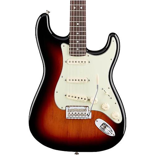 Fender Deluxe Roadhouse Rosewood Fingerboard Stratocaster 3-Color Sunburst-thumbnail