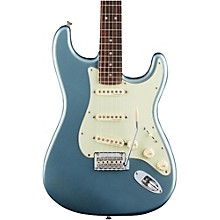Deluxe Roadhouse Rosewood Fingerboard Stratocaster Mystic Ice Blue