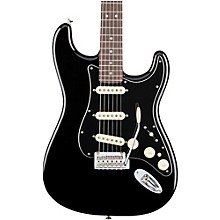Deluxe Rosewood Fingerboard Stratocaster Black