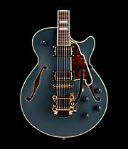 D'Angelico Deluxe SS Bob Weir Signature Signed Semi-Hollow Body Guitar