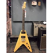 Hondo Deluxe Series 767 Flying V W/ Floyd Rose Bridge Solid Body Electric Guitar