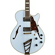 D'Angelico Deluxe Series Limited Edition EX-SS with Stairstep Tailpiece Semi-Hollowbody Electric Guitar