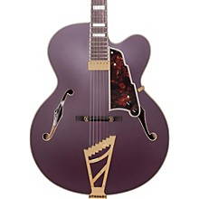 D'Angelico Deluxe Series Limited Edition EXL-1 Hollowbody Electric Guitar with Seymour Duncan Floating Pickup and Stairstep Tailpiece
