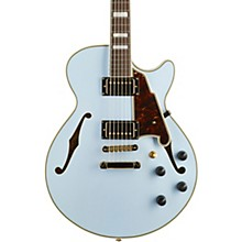 D'Angelico Deluxe Series Limited Edition SS  Semi-Hollowbody Electric Guitar with Custom Seymour Duncan Pickups
