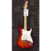 Fender Deluxe Stratocaster HSS Electric Guitar With IOS Connectivity Solid Body Electric Guitar