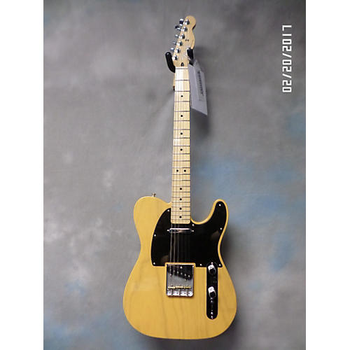 Fender Deluxe Telecaster Solid Body Electric Guitar-thumbnail
