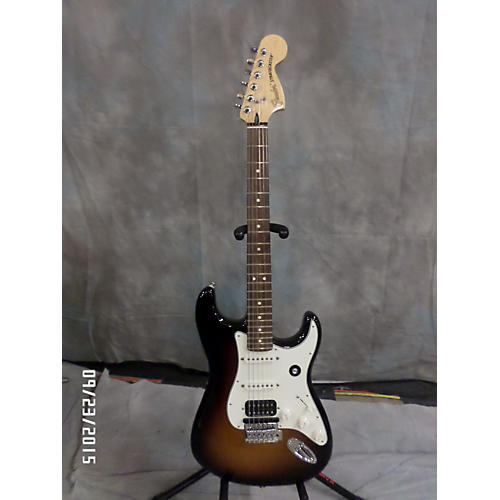 Fender Deluxe Triple Play Stratocaster HSS Solid Body Electric Guitar-thumbnail