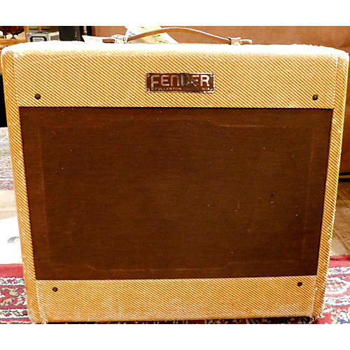 Fender Deluxe Tube Guitar Combo Amp-thumbnail