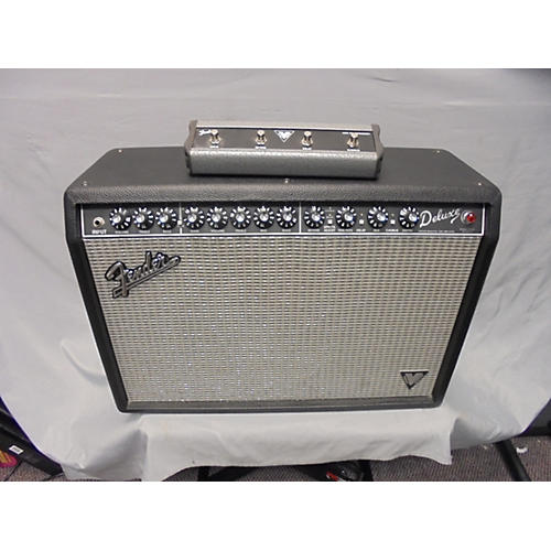 Fender Deluxe Vintage Modified Tube Guitar Combo Amp